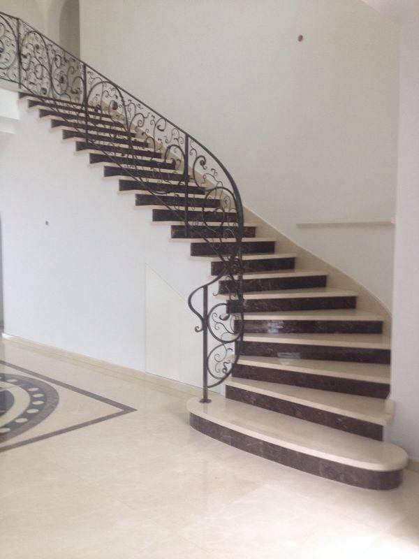 escaleras elementos y tipos pulycort