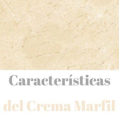 Características del Crema Marfil