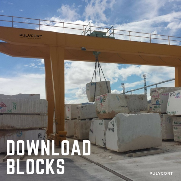 marble processing: download blocks