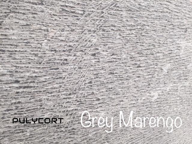 grey marengo chiselling