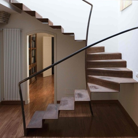 mixed staircases