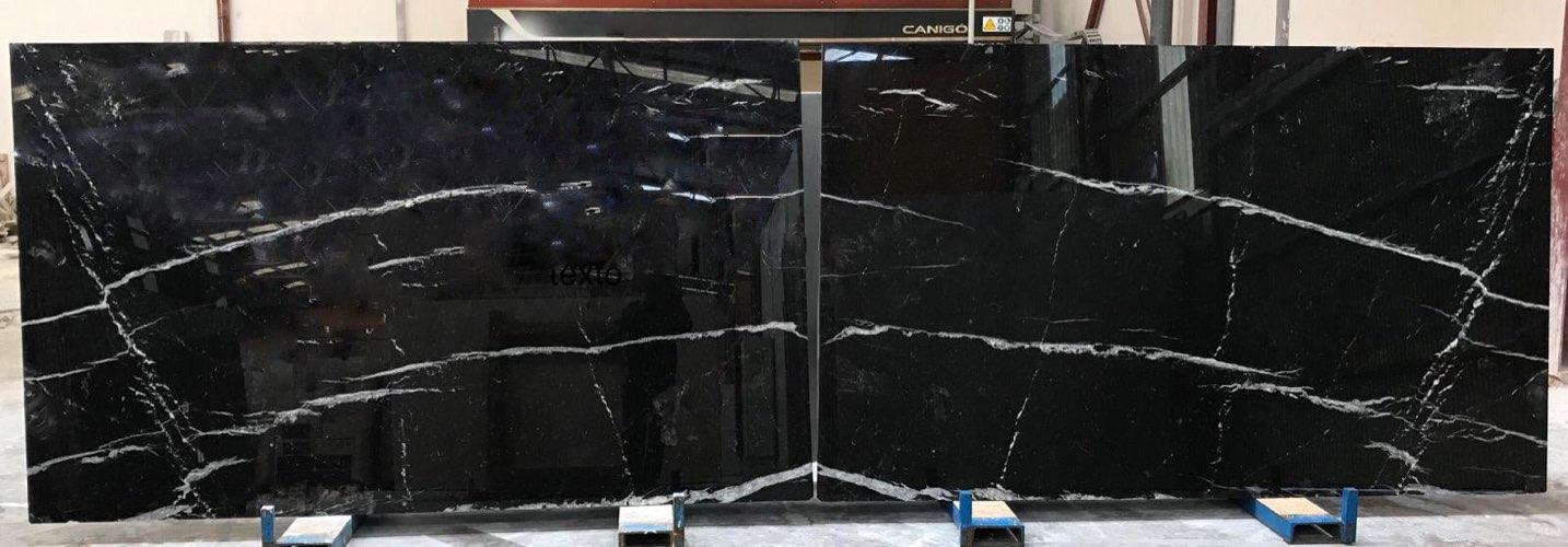 tablas de mármol negro marquina