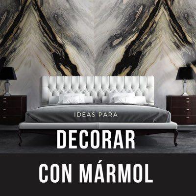 Ideas para decorar con mármol