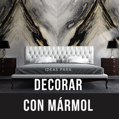 Ideas para decorar con mármol