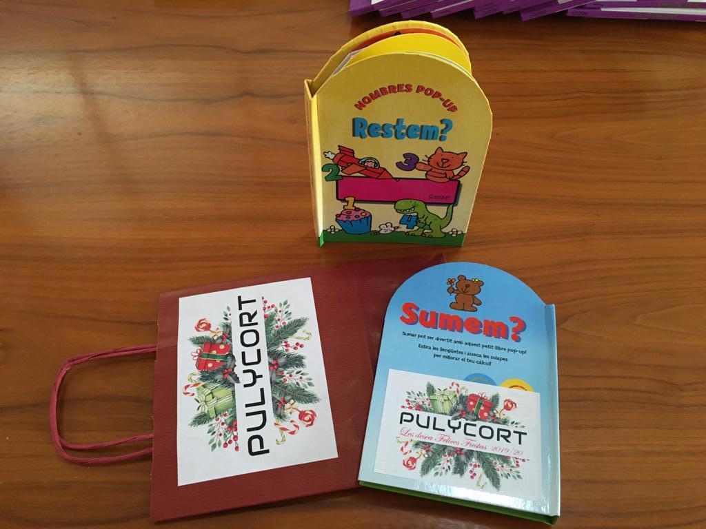 donación de libros pulycort
