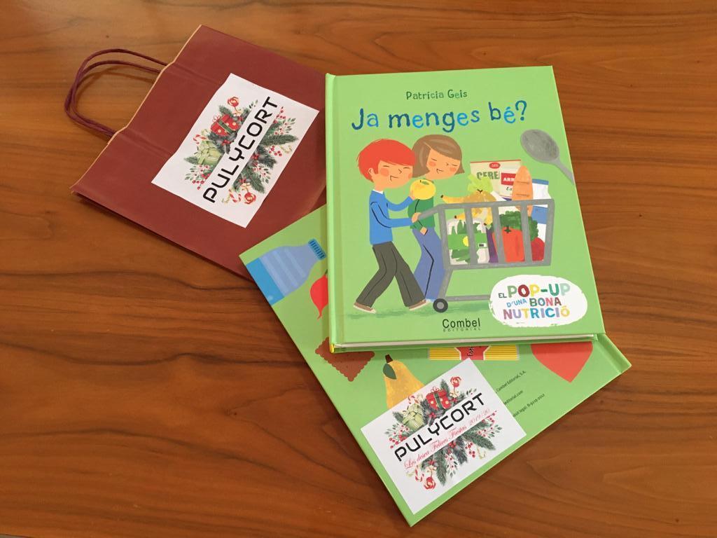 libros donados por pulycort