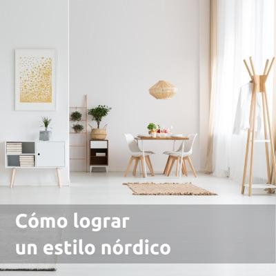 Cómo lograr un ambiente de estilo nórdico