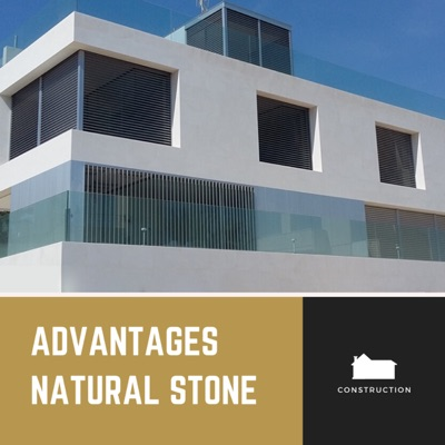 6 advantages of using natural stonework in your building project