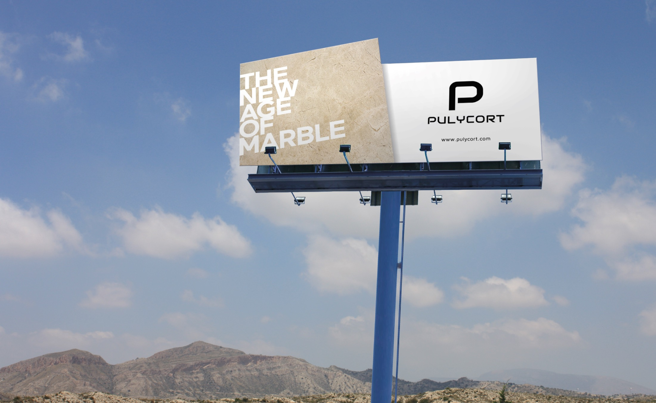 Pulycort billboard