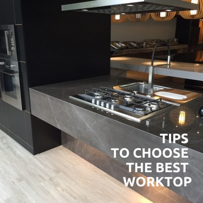 How to select the best kitchen worktop