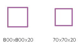 losa de crema marfil 80x80