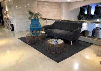 crema marfil marble for interiores