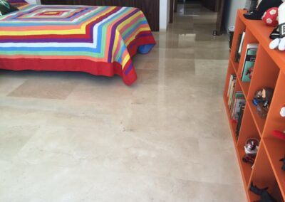 crema marfil marble for room