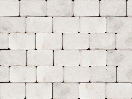 Mosaico marmol blanco