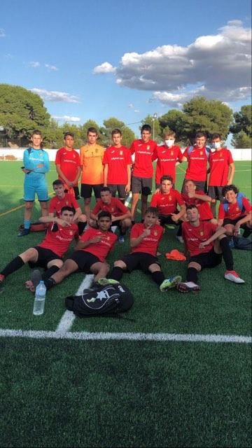 equipo de fútbol la romana